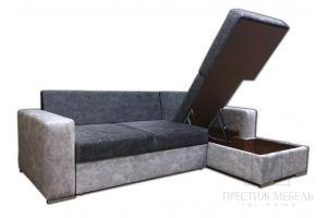Диван угловой Салмон - Мебельная фабрика «Престиж мебель»