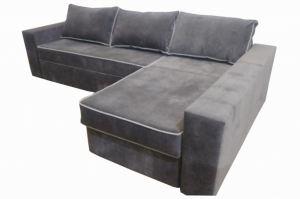 Диван угловой серый - Мебельная фабрика «Палитра»