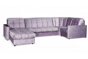 Диван угловой Сидней 155 с оттоманкой - Мебельная фабрика «Цвет диванов»