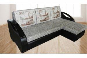 Диван угловой Симбад 3 - Мебельная фабрика «Сезам»