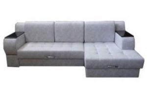 Диван угловой Смайл 2 - Мебельная фабрика «Дивея»