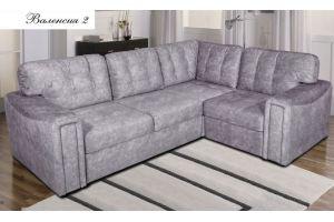 Диван угловой Валенсия 2 - Мебельная фабрика «Любимая мебель»