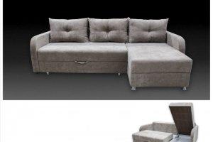 Диван угловой Верона 1 - Мебельная фабрика «Гранд Мебель»