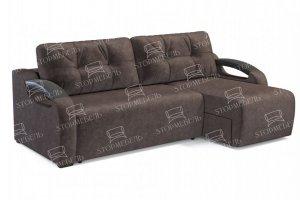 Диван Верона с оттоманкой - Мебельная фабрика «STOP мебель»