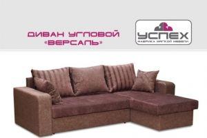 Диван угловой Версаль - Мебельная фабрика «Успех»