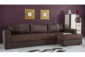 Диван угловой Жемчужина КМК 0511 - Мебельная фабрика «Калинковичский мебельный комбинат»