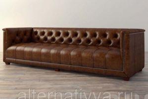 диван в английском стиле ALDES 21 - Мебельная фабрика «Alternatиva Design»