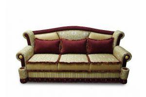 Диван в классическом стиле Ренессанс - Мебельная фабрика «Soft city»