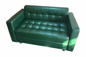 Диван в классической утяжке - Мебельная фабрика «Лина-Н»