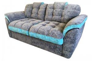 Диван в текстиле Эврика - Мебельная фабрика «Финнко-мебель»