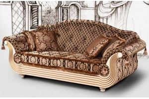Диван в восточном стиле Леонард - Мебельная фабрика «DONKO»