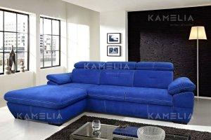 Диван Валенсия с оттоманкой - Мебельная фабрика «Камелия»