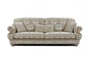 Диван Venezia прямой - Мебельная фабрика «ALVI SALOTTI»