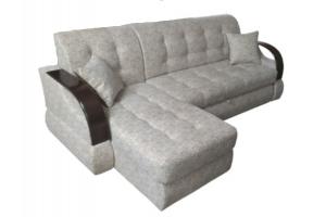 Диван Версаль с оттоманкой - Мебельная фабрика «Мебельный рай»