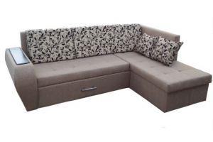 Диван Веста с оттоманкой - Мебельная фабрика «BALOO mebel»