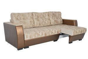 Диван  Виктория 1  подлокотники с декором МДФ - Мебельная фабрика «Амик»