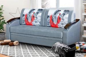 Диван прямой Волна 2 - Мебельная фабрика «Катрина»
