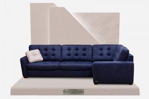 Диван Вояж в современном стиле Лофт - Мебельная фабрика «Добрый стиль»