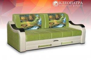 Диван выкатной Версаль-8 - Мебельная фабрика «Клеопатра»