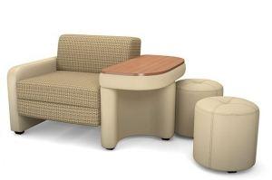 Диванчик Феникс 2 - Мебельная фабрика «Классика мебель»