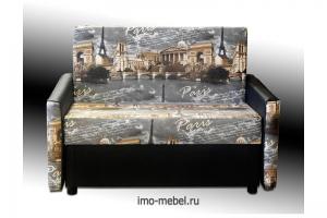 Диванчик Санчо с боковинами - Мебельная фабрика «ИМО-Мебель»