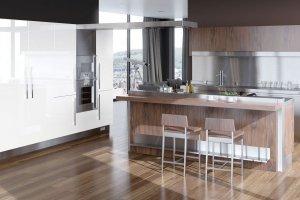 дизайн кухни L01 - Мебельная фабрика «Giulia Novars»