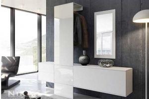 Дизайнерская прихожая Прима PRH23 - Мебельная фабрика «NIKA premium»