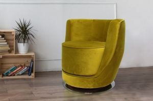 Дизайнерское кресло Solo - Мебельная фабрика «Аргос»