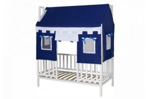 Кровать в детскую Домовенок-1 - Мебельная фабрика «Мебель Холдинг»