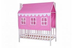 Кровать детская Домовенок-3 - Мебельная фабрика «Мебель Холдинг»