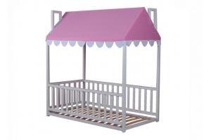 Кровать детская Домовенок-4 - Мебельная фабрика «Мебель Холдинг»