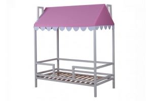 Кровать детская Домовенок-5 - Мебельная фабрика «Мебель Холдинг»