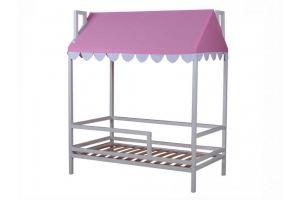 Кровать детская Домовенок-6 - Мебельная фабрика «Мебель Холдинг»