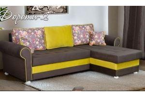 Диван Дороти-2 угол - Мебельная фабрика «DeLuxe»