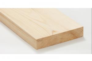 Доска строганная Ель 1 сорт 3000*140*20 мебельная влажность - Оптовый поставщик комплектующих «АЗКО»