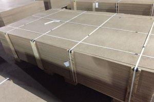 Древесноволокнистая плита  ДВП - Оптовый поставщик комплектующих «Сибирский комбинат древесных плит (СКДП)»