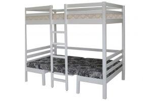 Кровать двухъярусная Друзья - Мебельная фабрика «Мебель Холдинг»