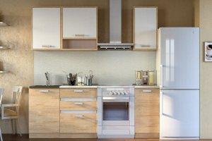 Кухня Дуб Сонома - Мебельная фабрика «CALPE»