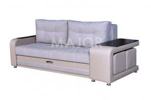 Прямой диван Дуэт Б со столиком - Мебельная фабрика «MAJOR»