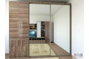 Двери для шкафа-купе зеркальные - Оптовый поставщик комплектующих «Актуаль-М»