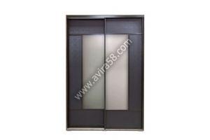 Двери для шкафов-купе 1 - Оптовый поставщик комплектующих «Авира»