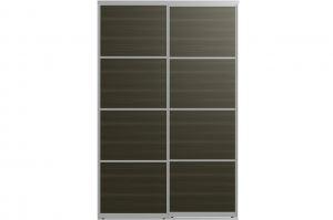 Двери для шкафов-купе АРНО-2 - Оптовый поставщик комплектующих «Пермэкспосервис»