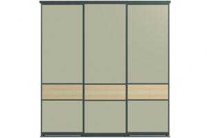 Двери для шкафов-купе ЭЛЬБА-3 - Оптовый поставщик комплектующих «Пермэкспосервис»