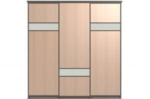 Двери для шкафов-купе ЛУЭН-3 - Оптовый поставщик комплектующих «Пермэкспосервис»