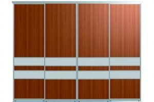 Двери для шкафов-купе ТАВИНЬЯНО-4 - Оптовый поставщик комплектующих «Пермэкспосервис»