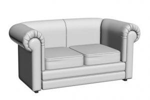 Двойной диван Босс ОС - Мебельная фабрика «Наша мебель»