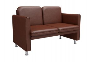 Двойной диван Дипломат ОС - Мебельная фабрика «Наша мебель»