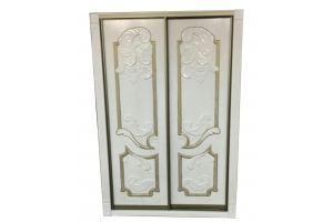 шкаф-купе с резными дверями - Мебельная фабрика «Темп»