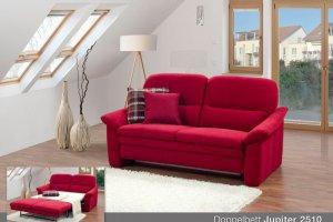 Двухместный тканевый диван Jupiter - Импортёр мебели «Рес-Импорт»
