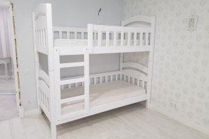 Двухъярусная кровать в детскую - Мебельная фабрика «Лисер»
